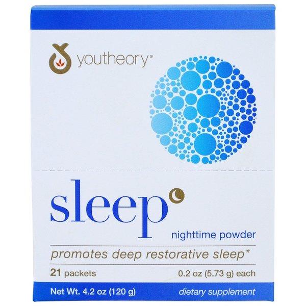 Формула за сладки сънища, 21 пакета, всеки по (5.73 гр)-Youtheory